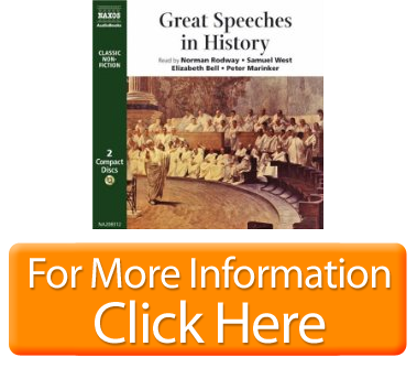 good persuasive speeches in history Learn how to determine a good topic for a persuasive speech list of persuasive speech topics for students 400 topic.